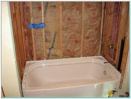 installing a tub surround with window torahenfamilia com ideas for inside plan 11