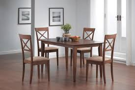 mix match cal dining series cappuccino or walnut