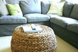 rattan and glass coffee table round wicker coffee table rattan and glass coffee table large size