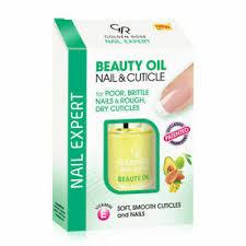 golden rose nail expert beauty oil for