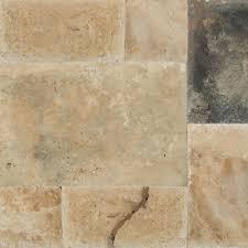 Travertine Kitchen Floor Tiles Ms International Tuscany Ivory 18 In X 18 In Honed Travertine
