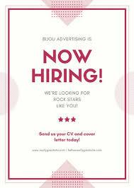 Job Posting Template Customize 86 Job Vacancy Announcement Templates Online Canva