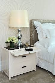 Table Next To Bed bedside table with extendable surface and table lamp next  to bed
