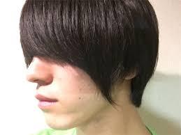 メガネ髪型前髪や横の髪は入れる入れないメガネと長髪の相性を考え