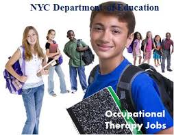 Nyc Department Of Education Occupational Therapy Jobs