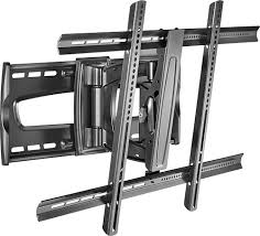 tv wall mount full motion. rocketfish™ - full-motion tv wall mount for most 40\ tv full motion