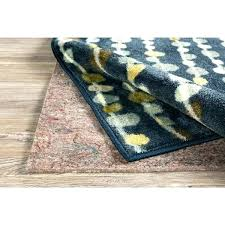 non slip rug pad for carpet home dual surface non slip rug pad carpet guardian