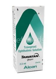travatan eye drops 2 5ml