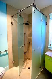 tri fold glass shower doors 12 best ada ideas images on