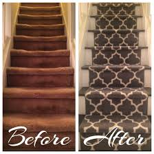 Removing Stair Carpet How To Remove Carpet From Stairs And Paint Them