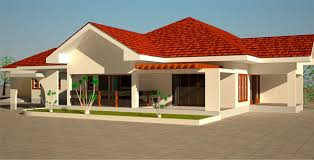 House Plans Ghana         bedroom House Plans in GhanaNaomi Building Plan GH¢