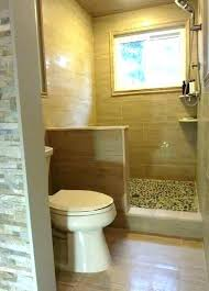 shower and toilet combo sink pan bathroom s caravan unit a shower and toilet combo camper