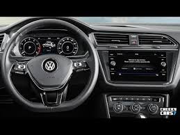 2018 volkswagen tiguan black. modren black new 2018 vw tiguan interior  us version in volkswagen tiguan black