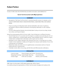 Resume Sample Payroll Accountant Simple 30 Awesome Accounting Resume