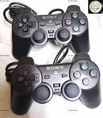 Bộ máy chơi game PS2 Playstations 2 Slim Tặng 5 game 2 Tay cầm, giá chỉ  1,450,000đ! Mua ngay kẻo hết!   Playstation, Chơi game, Game