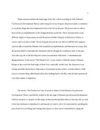 movie analysis essay example self employed business resume resume  bucket list essay thereemergenceofafailedstatesamplepaperessay g film analysis quot the bucket list quot literature essay studentshare quot