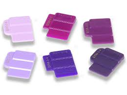 Pantone Plastics Single Chips