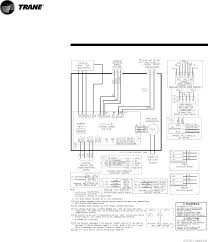 trane voyager wiring diagram heating trane voyager wiring diagram brown wire thermostat at Luxpro Thermostat Wiring Color Code