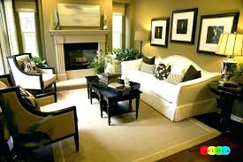 Rectangular Living Room Impressive Furniture Placement Living Room With Fireplace In Narrow Ideas