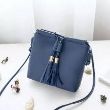 Chic Womens Crossbody <b>Bag Solid Color Shoulder</b>: Buy <b>Shoulder</b> ...