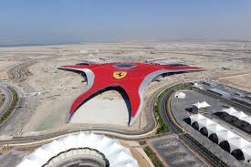 You narrowed down the list from thousands to 5 per category, and now to 15 stunning winners Ferrari World Theme Park In Abu Dhabi Amusing Planet