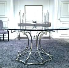 60 inch round glass top dining table halo ebony round dining tables with glass top crate 60 inch