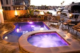 swimming pool lighting options. 33 Splendid Small Spa Pools Spools California Swimming Nz Uk Auckland In Ground Outdoor Pool Lighting Options
