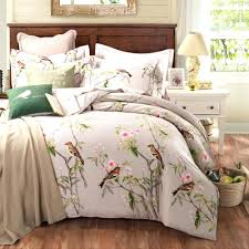 king bed sheets sets pastoral style cotton bedding sets queen king size bed  linen pastoral style