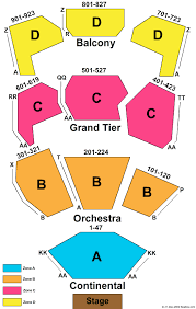 Birmingham Jefferson Civic Center Seating Chart Bjcc Concert Hall Seating Chart