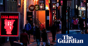 '<b>No kissing</b>': Amsterdam's red light district reopens after coronavirus ...