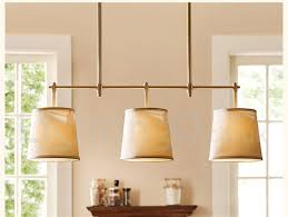 country retro 3 light copper chandelier light with fabric shade for living room bedroom