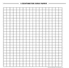 1 Centimeter Graph Paper Grey Color Lines 1 Centimeter Graph Paper