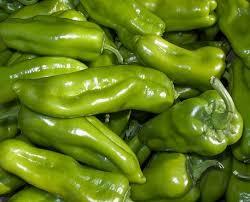 green chili pepper types. Interesting Pepper Cubanelle Chili Peppers With Green Pepper Types Madness