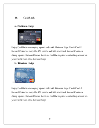 Maybe you would like to learn more about one of these? Credit Card Special Preference To Hdfc Bank