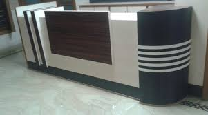 office counter design. Plain Office Red Colour Reception Counter Inside Office Design U