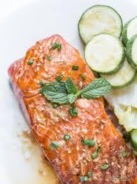 Best Grilled Salmon Marinade Recipe ...