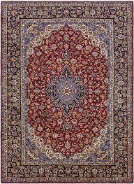 main unique loom 9 8 x 13 3 isfahan persian rug photo