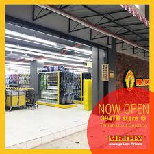 Mr Diy Mr Diy 394th Store Now Open At Taman Bukit Serdang Facebook