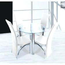 small glass dining room table round glass dining table for small dining room small round kitchen
