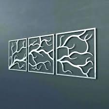 outdoor iron wall decor