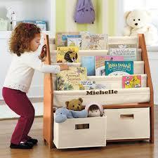 kids book storage ideas home