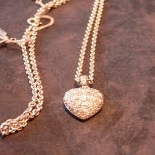 contemporary cartier diamond platinum heart pendant for