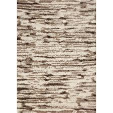 milano distressed pattern rug brown cream kalora interiors inc