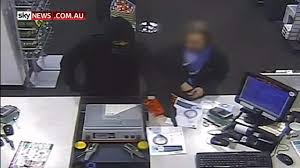 A Police Have Released CCTV Footage Of Post Office Attendant Being Held Up  At Gun Point In Melbourne The Incident Took Place Deer Park Shopping Centre