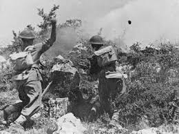 Znalezione obrazy dla zapytania: Monte Cassino battle