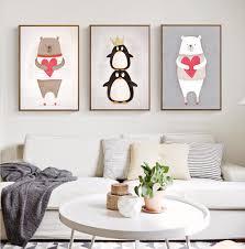 Pittsburgh Penguins Bedroom Decor Online Get Cheap Penguins Pictures Aliexpresscom Alibaba Group