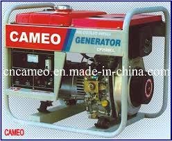small portable diesel generator. Cp6700t3-5kw Diesel Generator Portable Silent Small AC DC 3 Phase