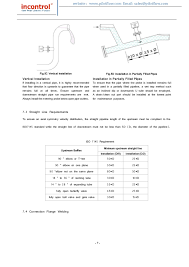 insertion type magnetic flowmeter instruction manual vmi series 9 fig 5c vertical installation