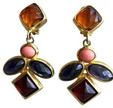 stunning clip on chandelier earrings photo ideas