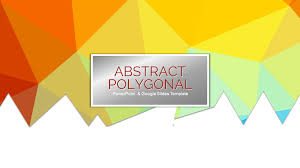 Abstract Polygonal Free Powerpoint Theme Google Slides